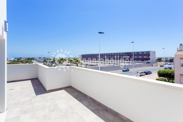 New Build - Flat on two levels - Torrevieja - Aguas Nuevas