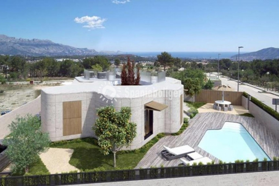New Build - Villa - Polop de la Marina