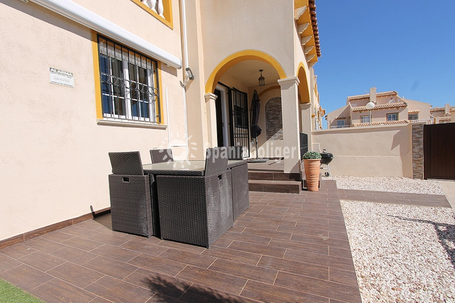 Resale - Corner Townhouse - Playa Flamenca