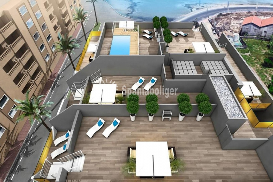 New Build - Apartment - Torrevieja - Playa de Los Locos