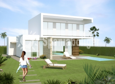 Villa - New Build - Orihuela - Urb Vistabella Golf