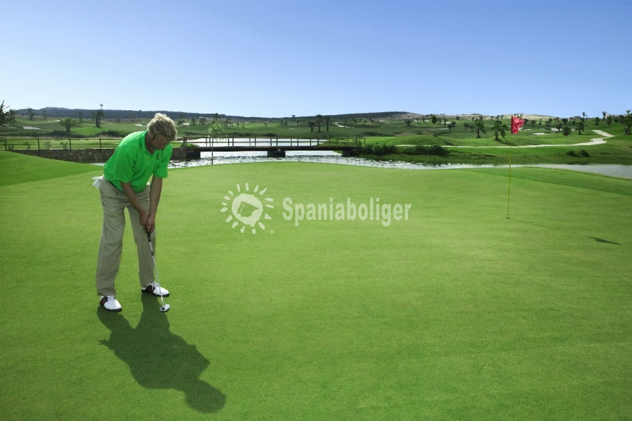 New Build - Villa - Orihuela - Urb Vistabella Golf