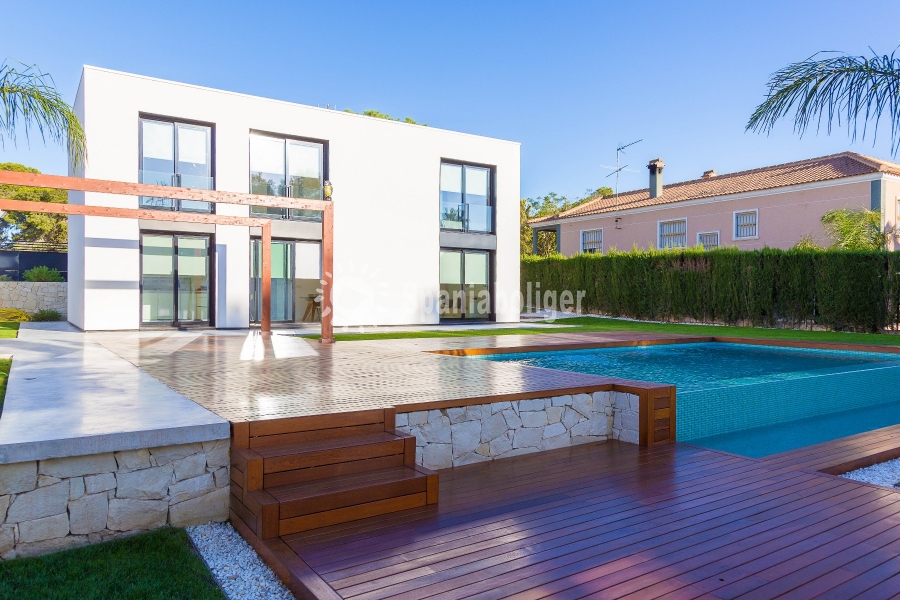 New Build - Villa - Torrevieja - Los Balcones