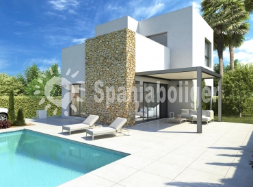 Townhouse in Corner - New Build - Rojales - Ciudad Quesada