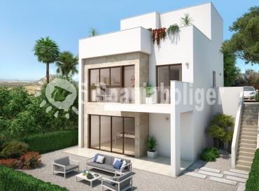 Semi-detached house - New Build - Rojales - Ciudad Quesada
