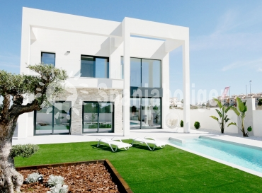 Semi-detached house - New Build - La Marina - La Marina