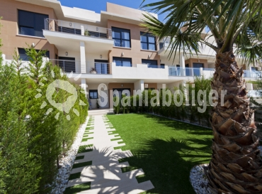 Semi-detached villa - Ny bygg - Orihuela Costa - La Zenia