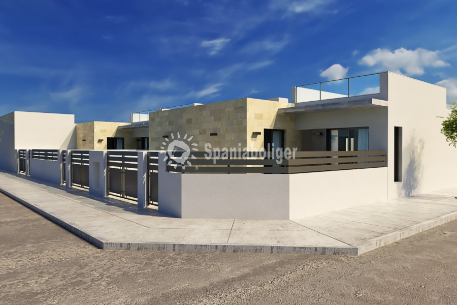 New Build - Villa - Daya Vieja