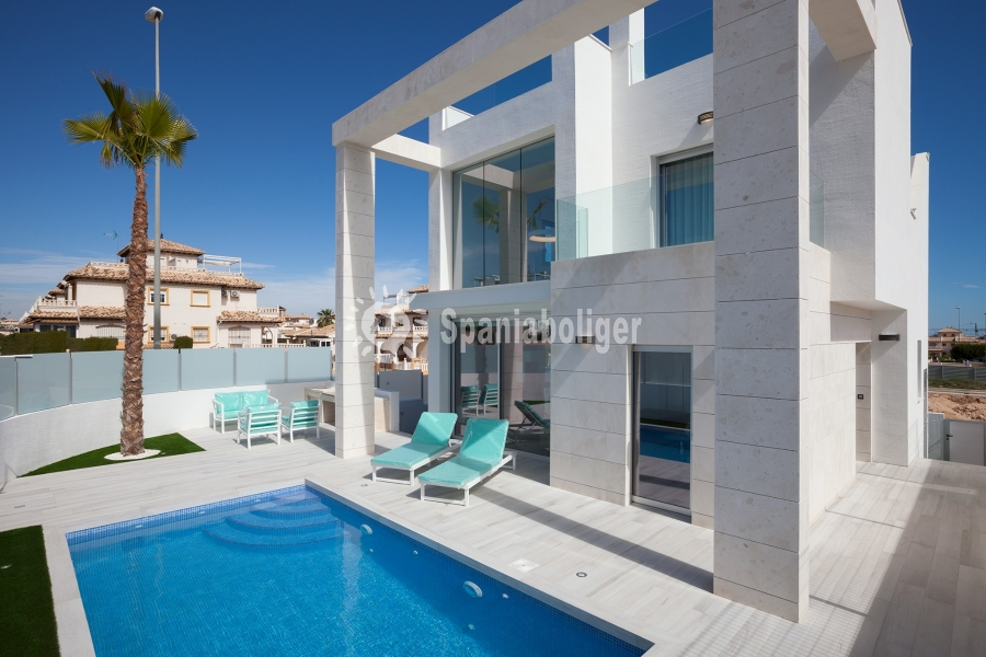 New Build - Villa - Orihuela costa - Lomas de Cabo Roig