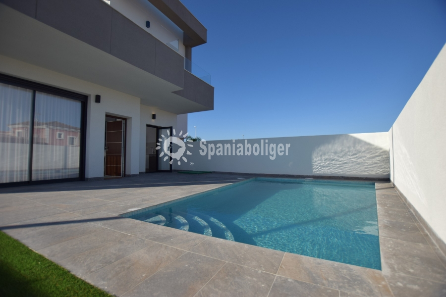 New Build - Village House - Los Montesinos