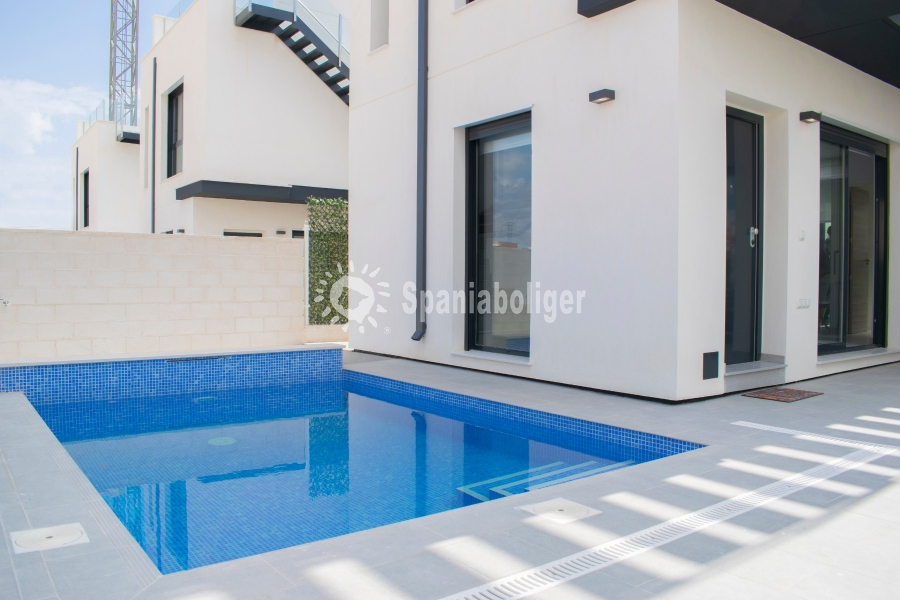 New Build - Villa - Orihuela costa - Villamartin