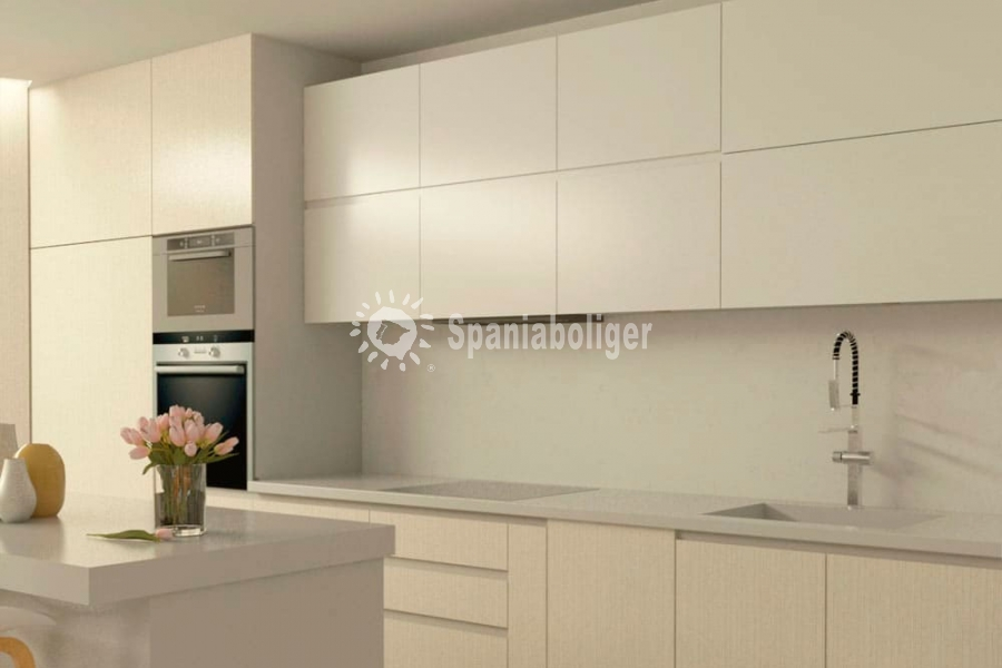 New Build - Apartment - Denia