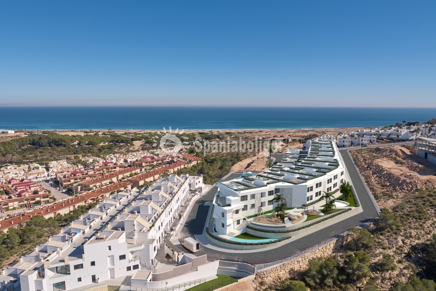 Ny bygg - Leilighet - Gran Alacant - Arenales